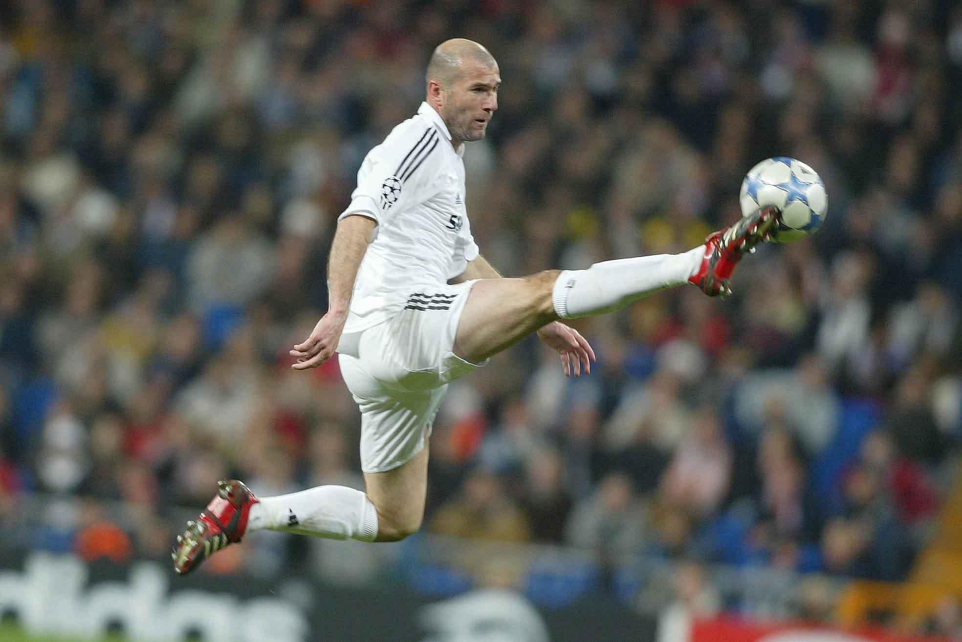 Zinedine Zidane Hd Background