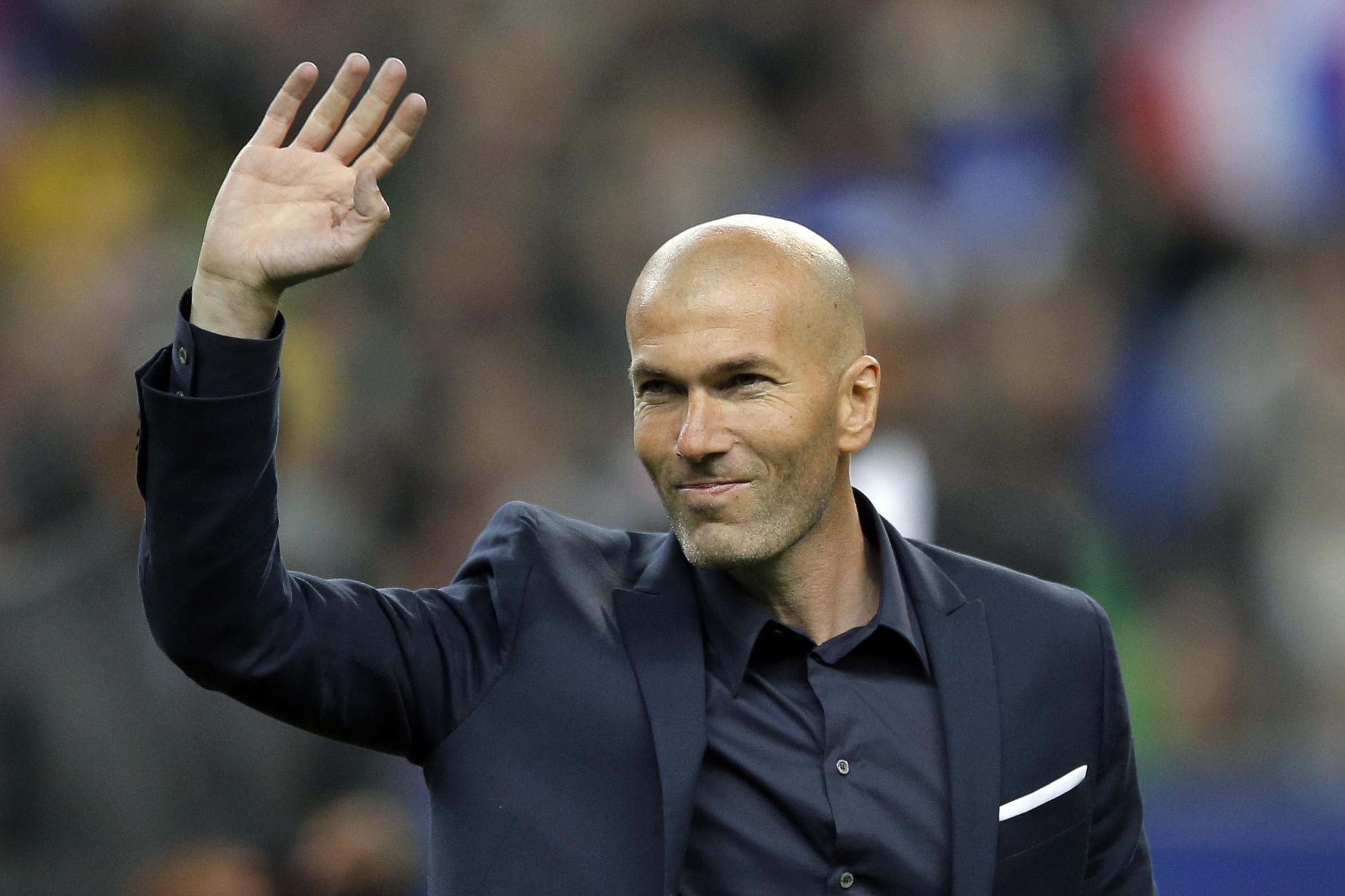 Zinedine Zidane Hd
