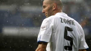 Zinedine Zidane Wallpaper For Laptop