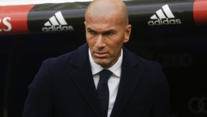 Zinedine Zidane Widescreen