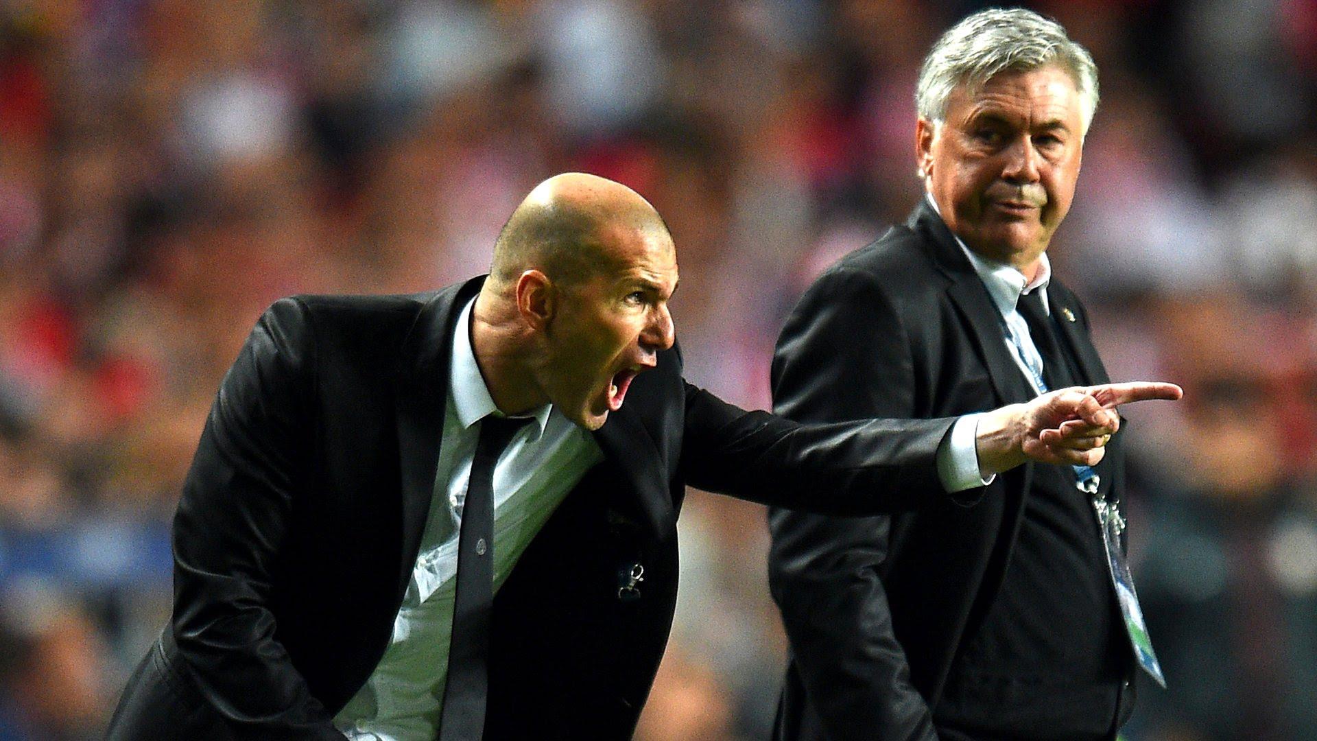 Zinedine Zidane For Desktop