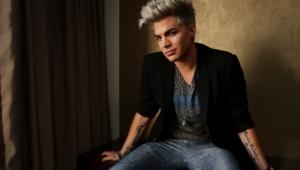 Adam Lambert for desktop