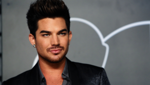 Adam Lambert HD Background