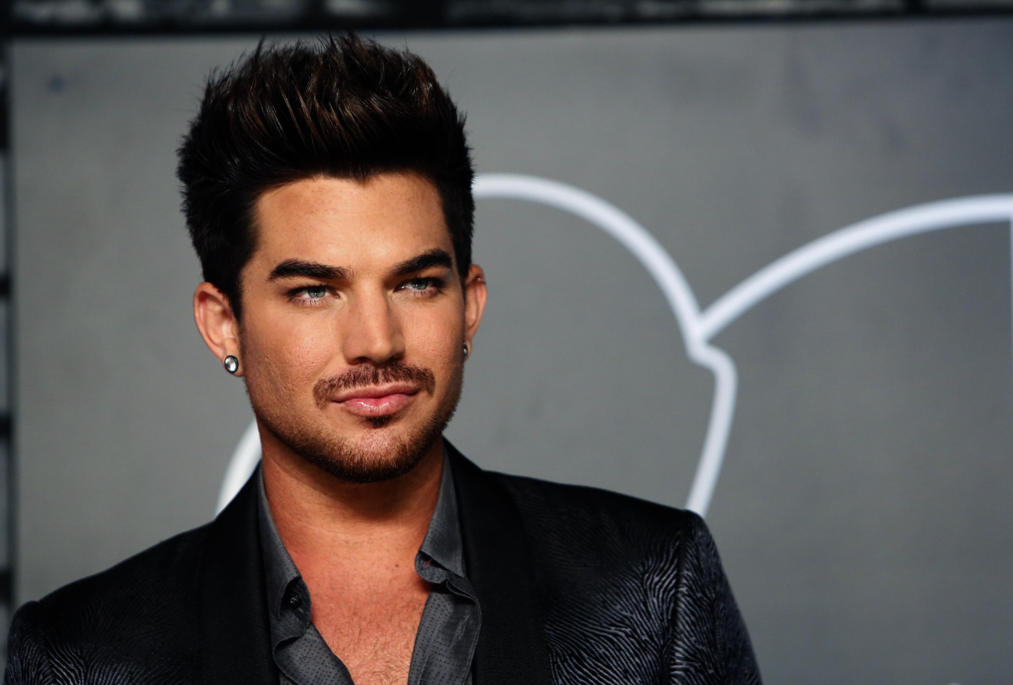 Adam Lambert HD Background