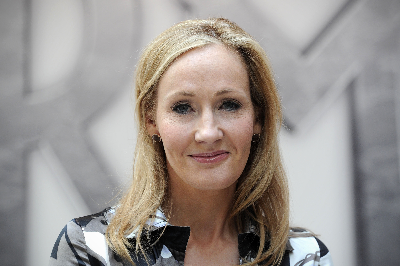 J K Rowling Computer Wallpaper
