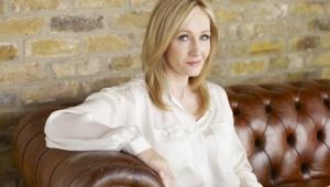 J K Rowling Wallpaper