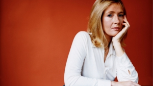 J K Rowling Widescreen