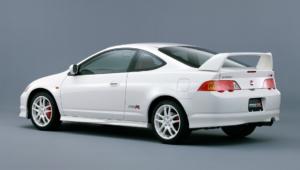 Acura Integra Type R Background