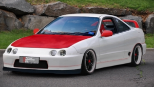 Acura Integra Type R Hd Background
