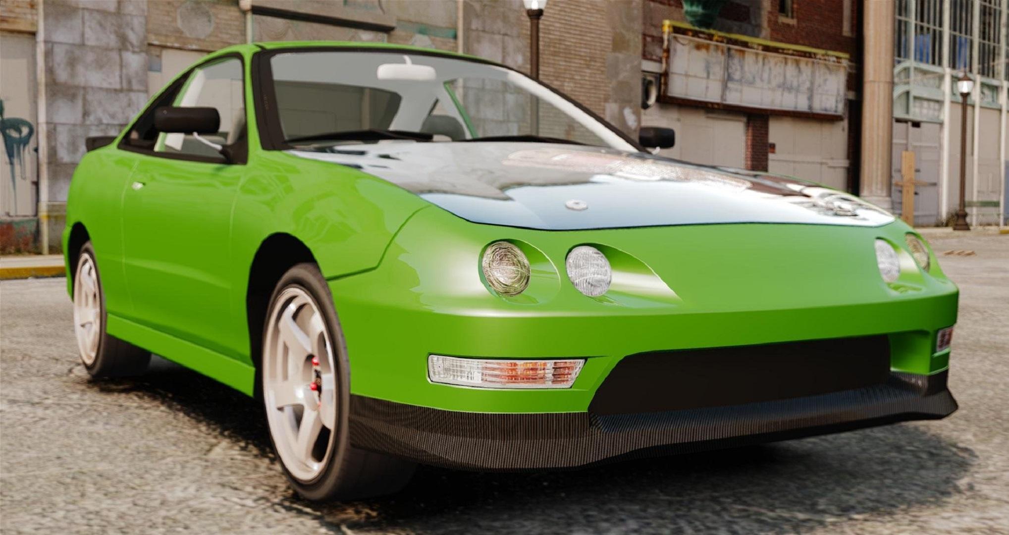 Acura Integra Type R Wallpapers