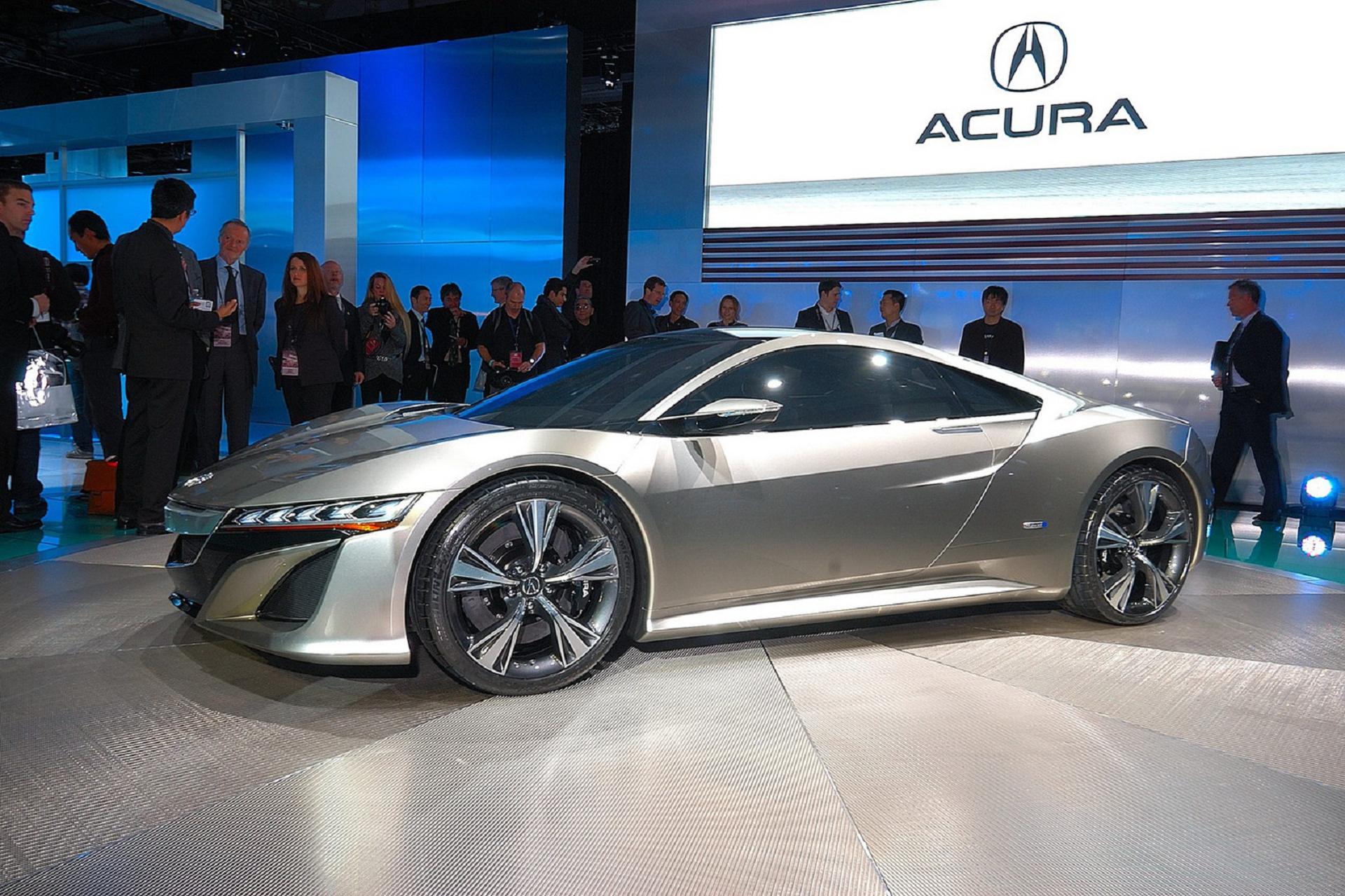 Acura Nsx Hd Background