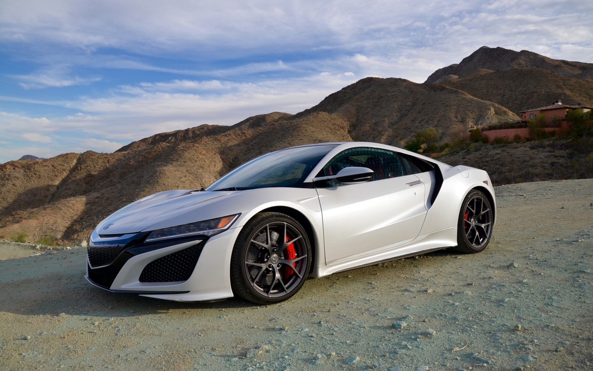 Acura Nsx High Definition Wallpapers