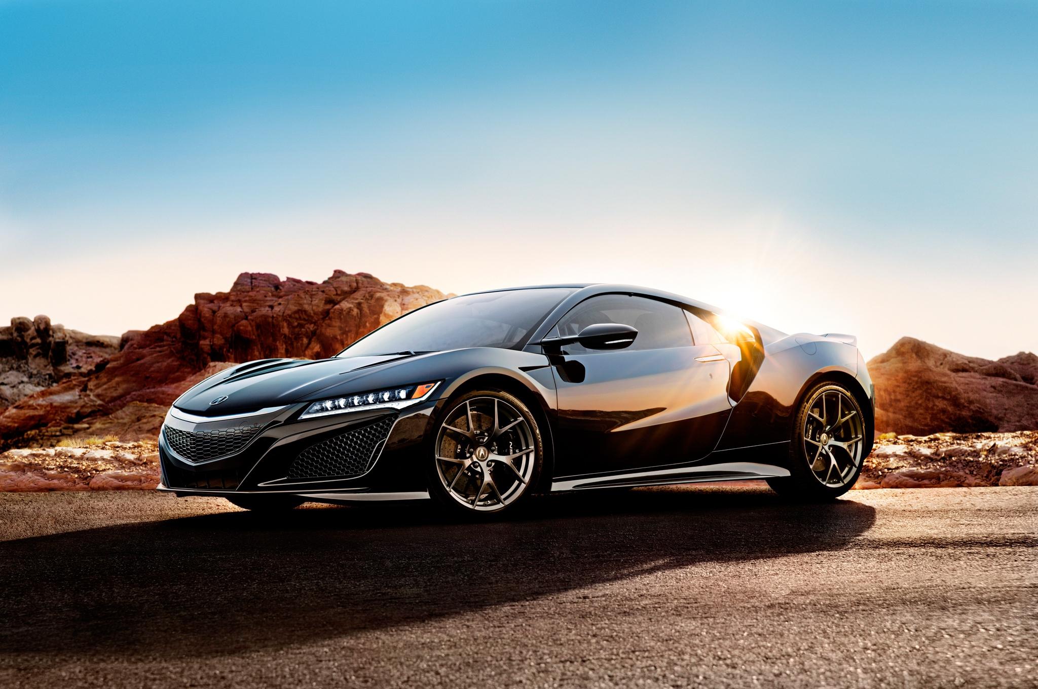Acura Nsx Widescreen