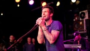 Adam Levine Hd Background