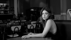 Adele Exarchopoulos Wallpaper