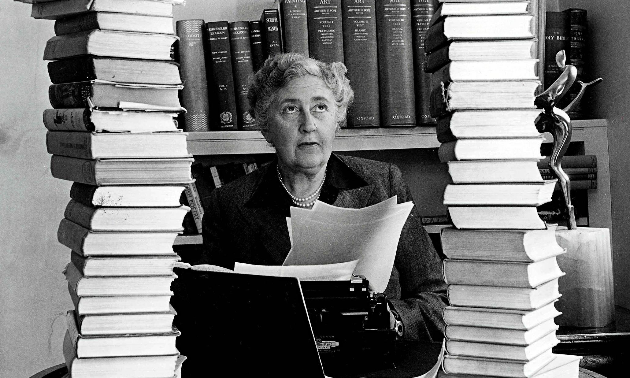 Agatha Christie Photos