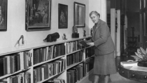 Agatha Christie Wallpaper