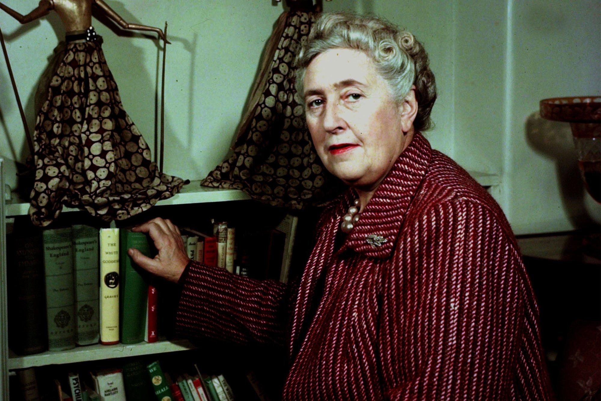 Agatha Christie Wallpapers Hd