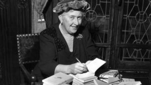 Agatha Christie Widescreen