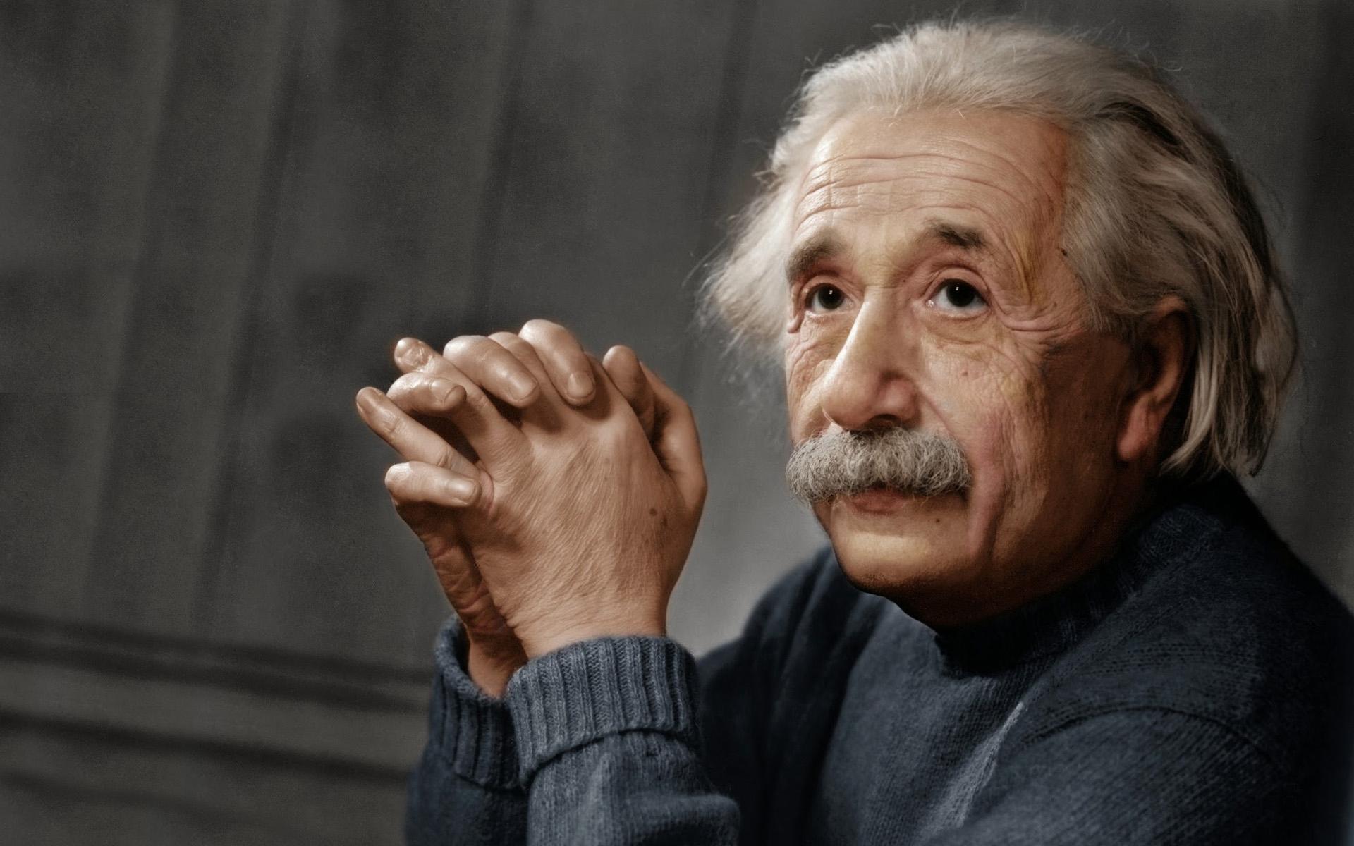 Albert Einstein Hd Background