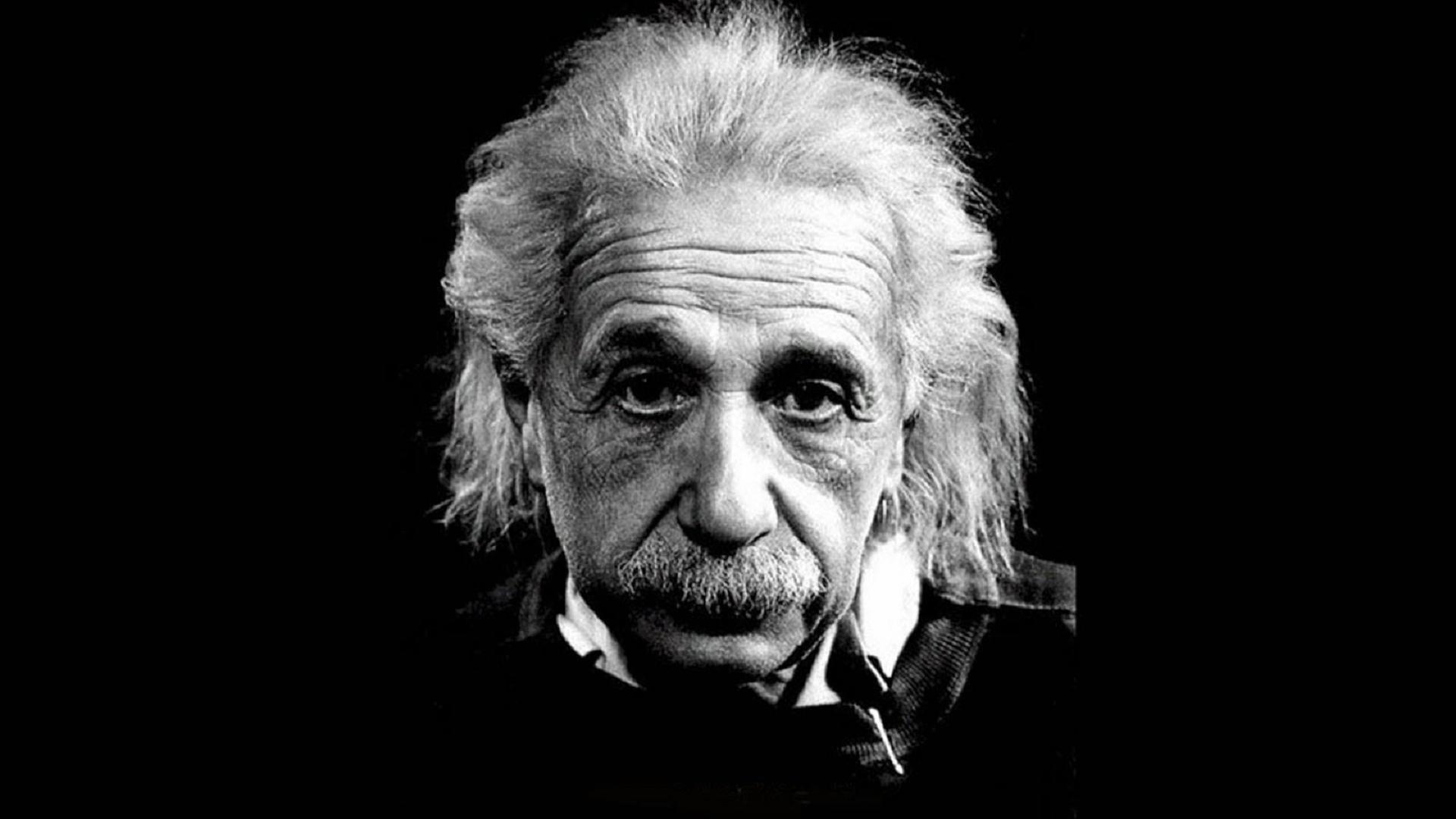 Albert Einstein Wallpaper