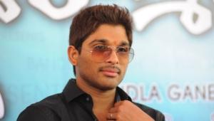 Allu Arjun Hd Background