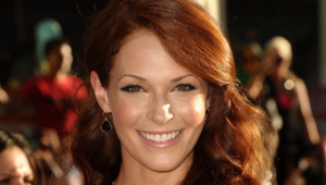 Amanda Righetti Hd Wallpapers Showing Teeth