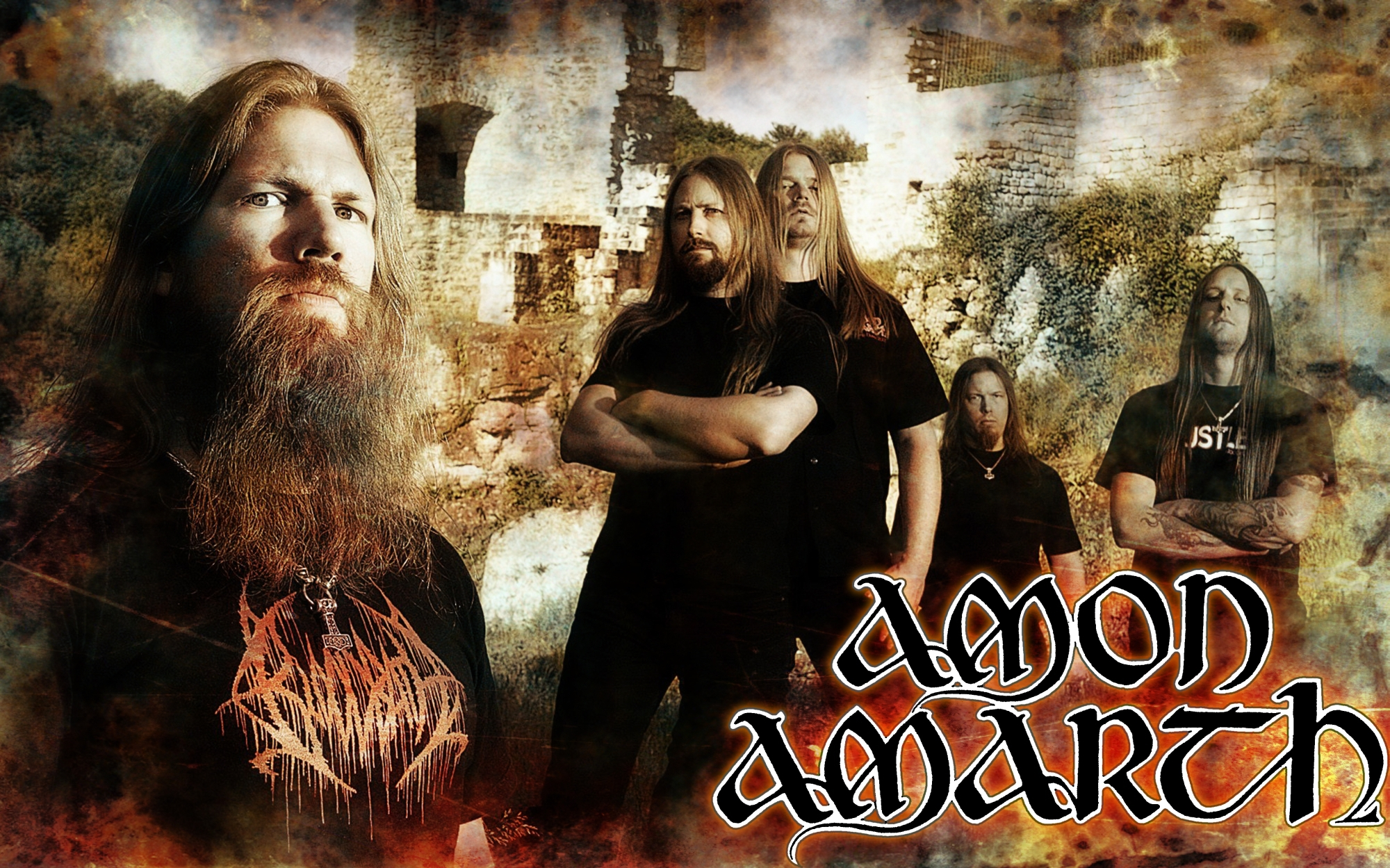 Amon Amarth Computer Wallpaper