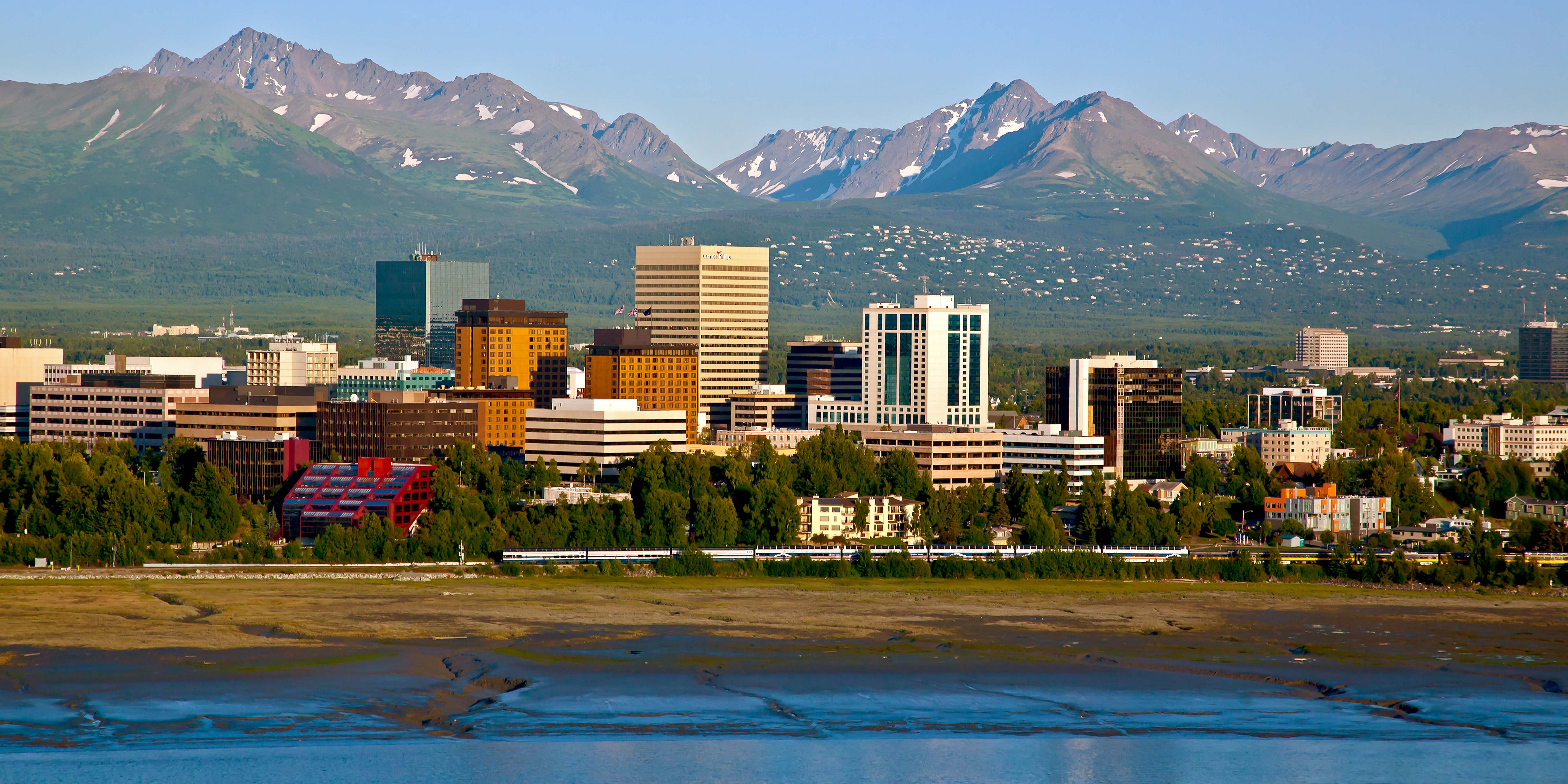 Anchorage Pictures