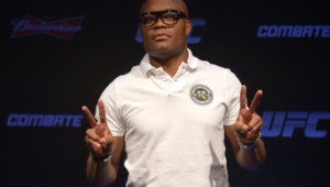 Anderson Silva High Definition