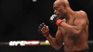 Anderson Silva For Desktop