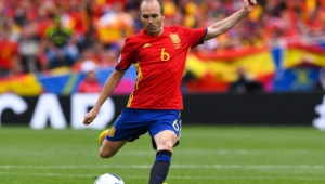 Andres Iniesta High Quality Wallpapers