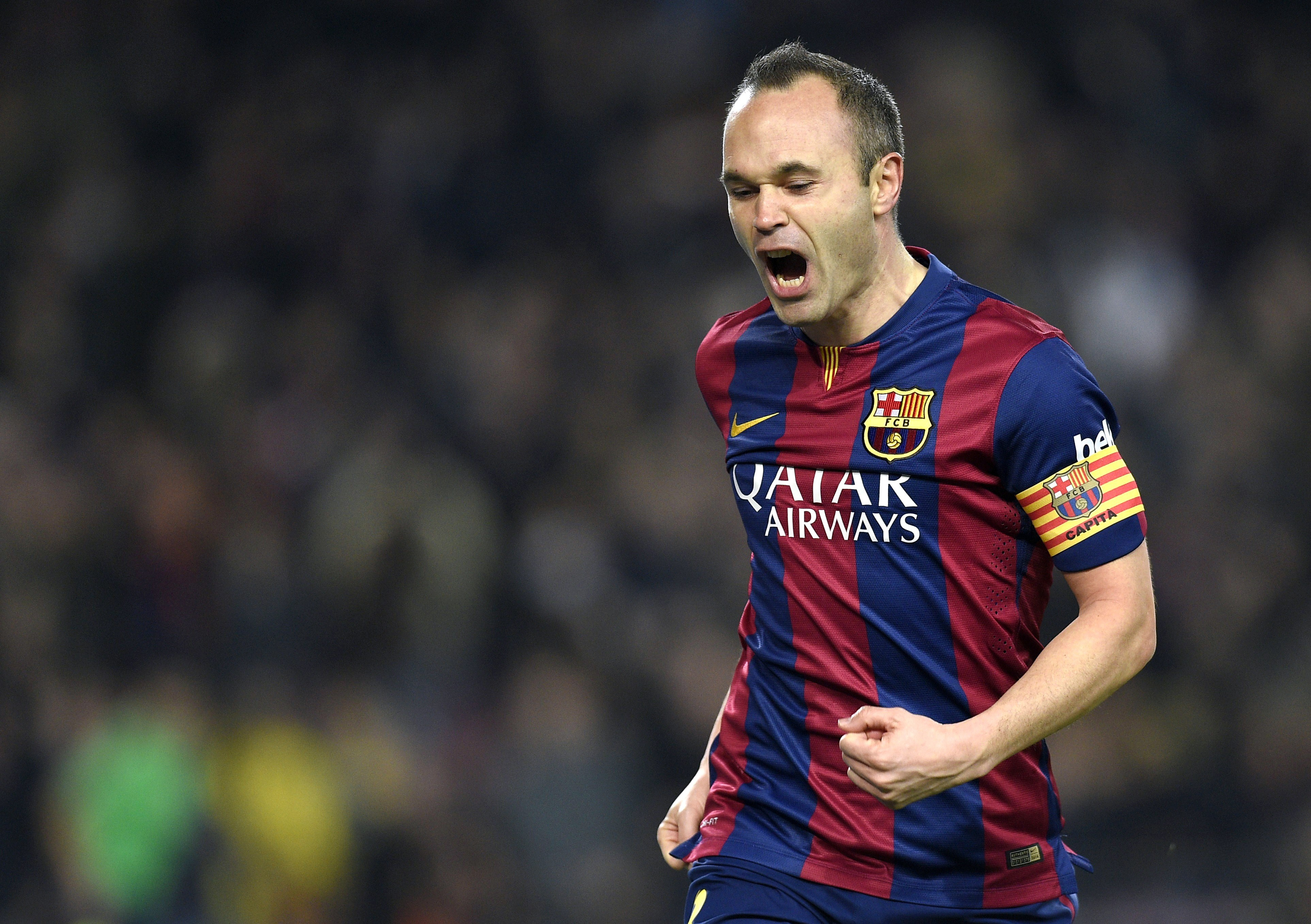 Andres Iniesta Images