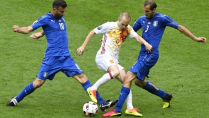 Andres Iniesta Pictures