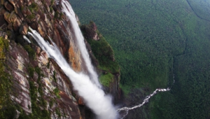 Angel Falls Hd Wallpaper