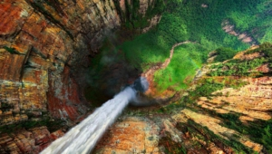 Angel Falls High Definition Wallpapers