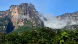 Angel Falls Wallpaper
