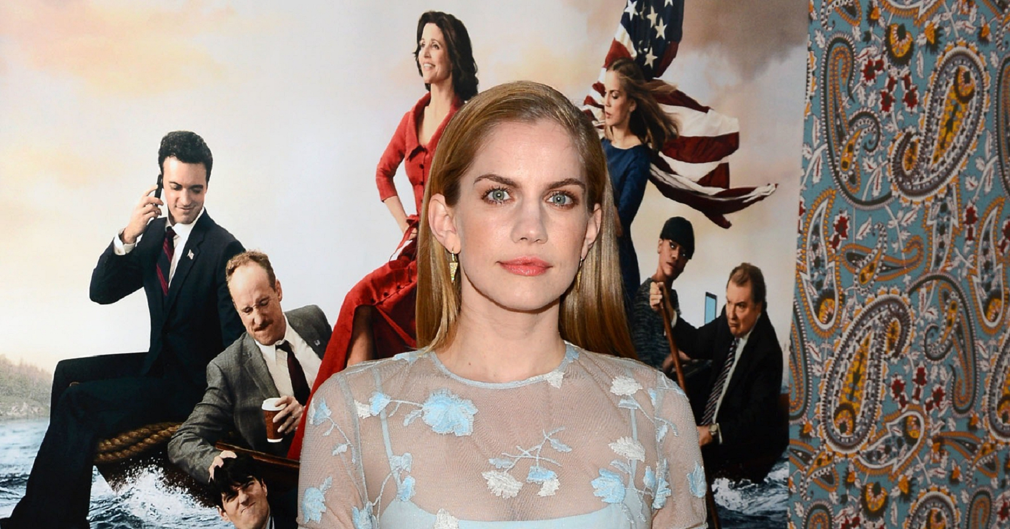 Anna Chlumsky Hd Background