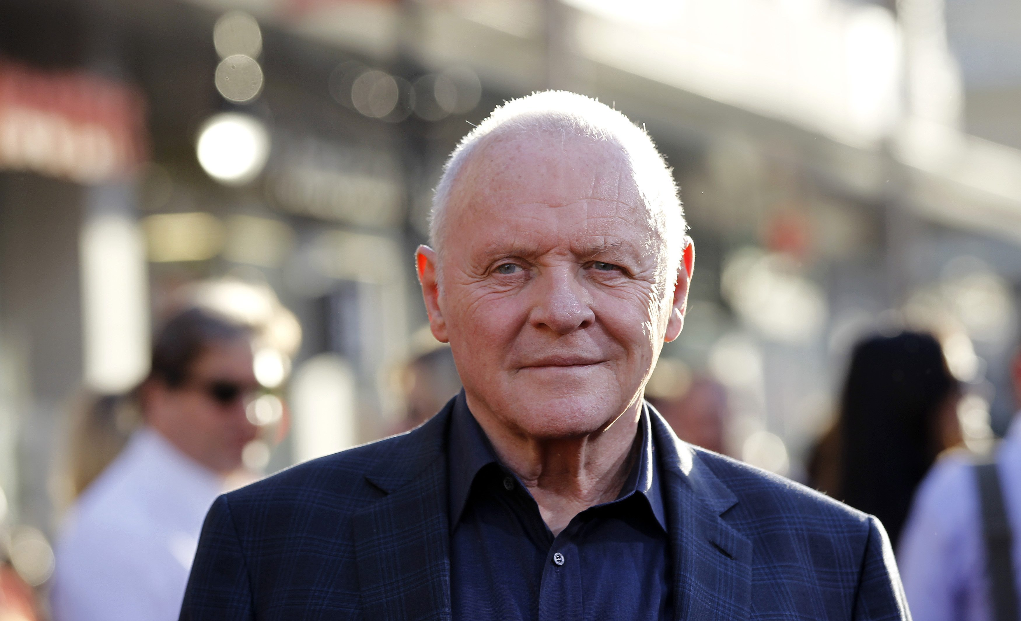 Anthony Hopkins Hd Wallpaper