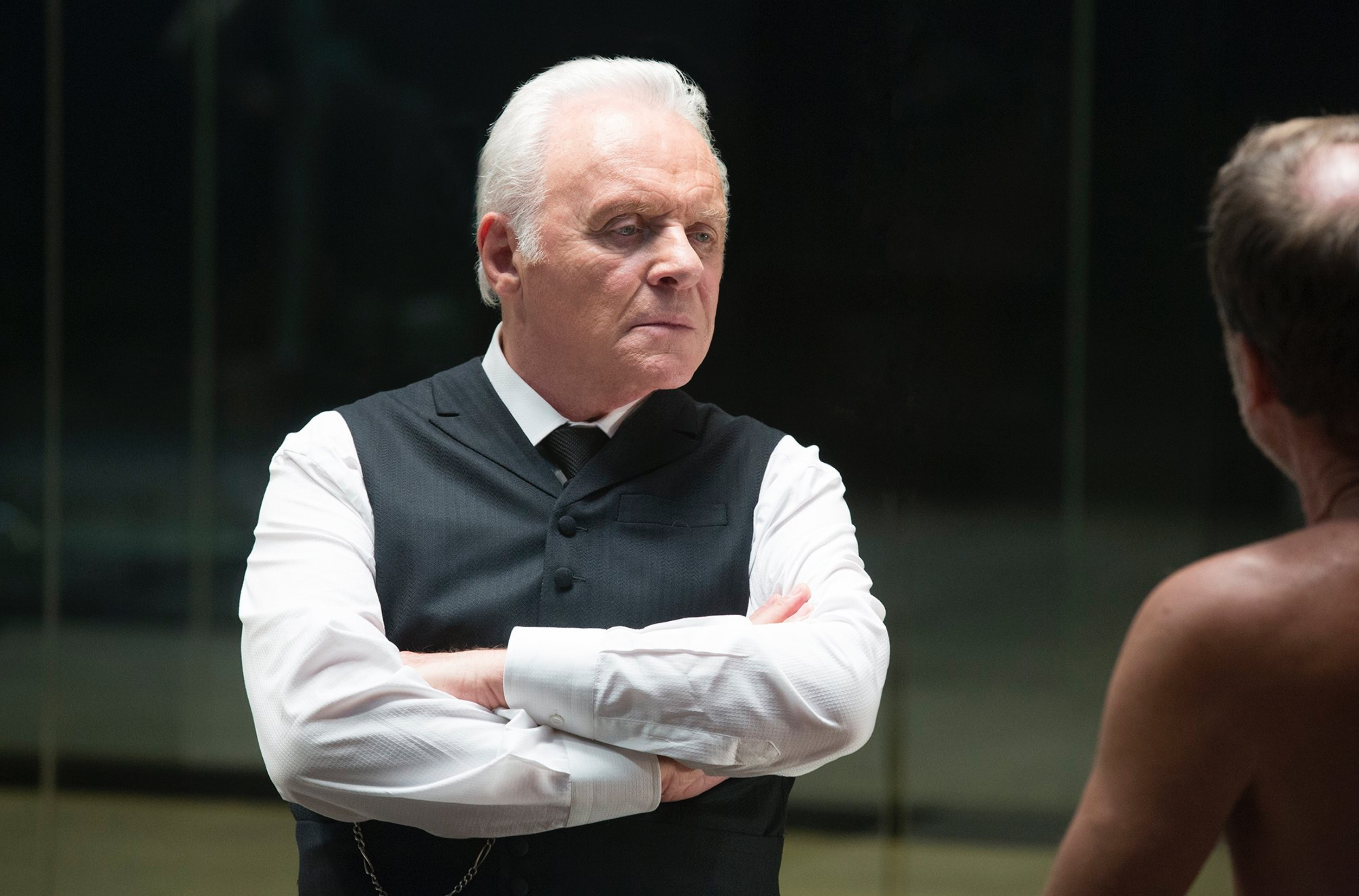 Anthony Hopkins High Definition