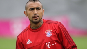 Arturo Vidal Hd Background