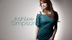 Ashlee Simpson Widescreen