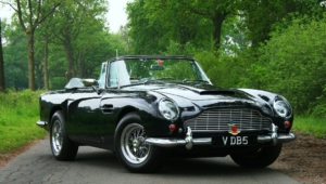 Aston Martin Db5 High Definition Wallpapers