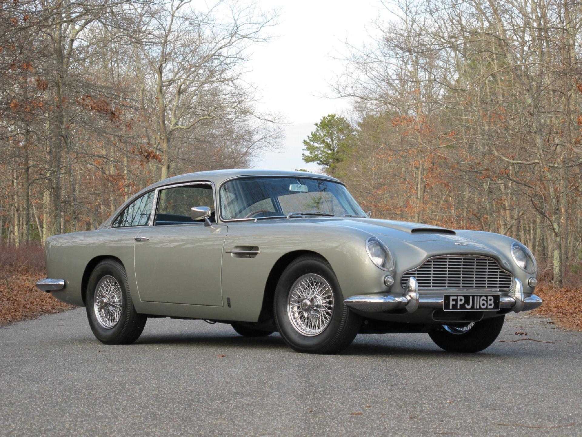Aston Martin Db5 Widescreen