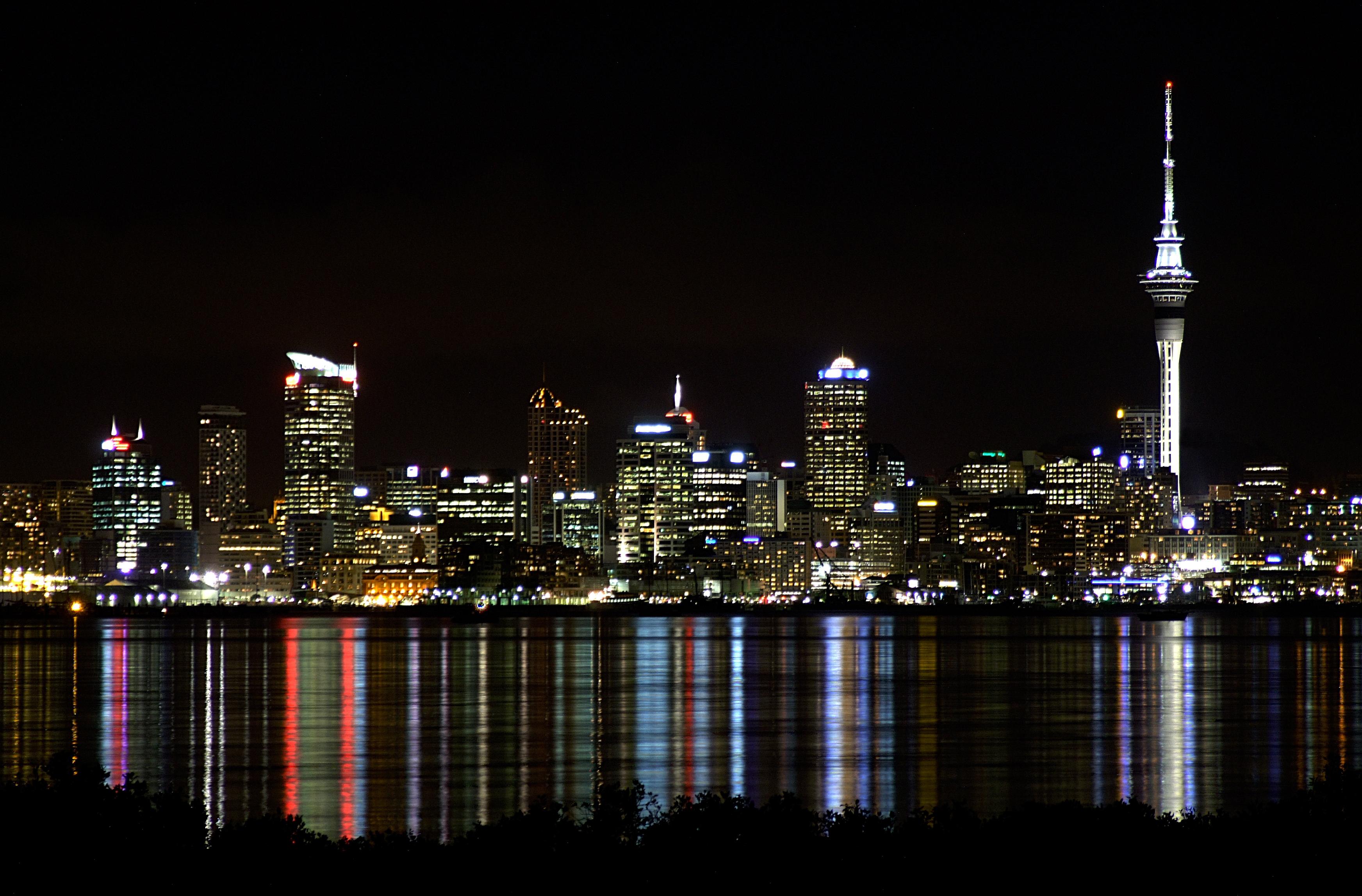 Auckland Background