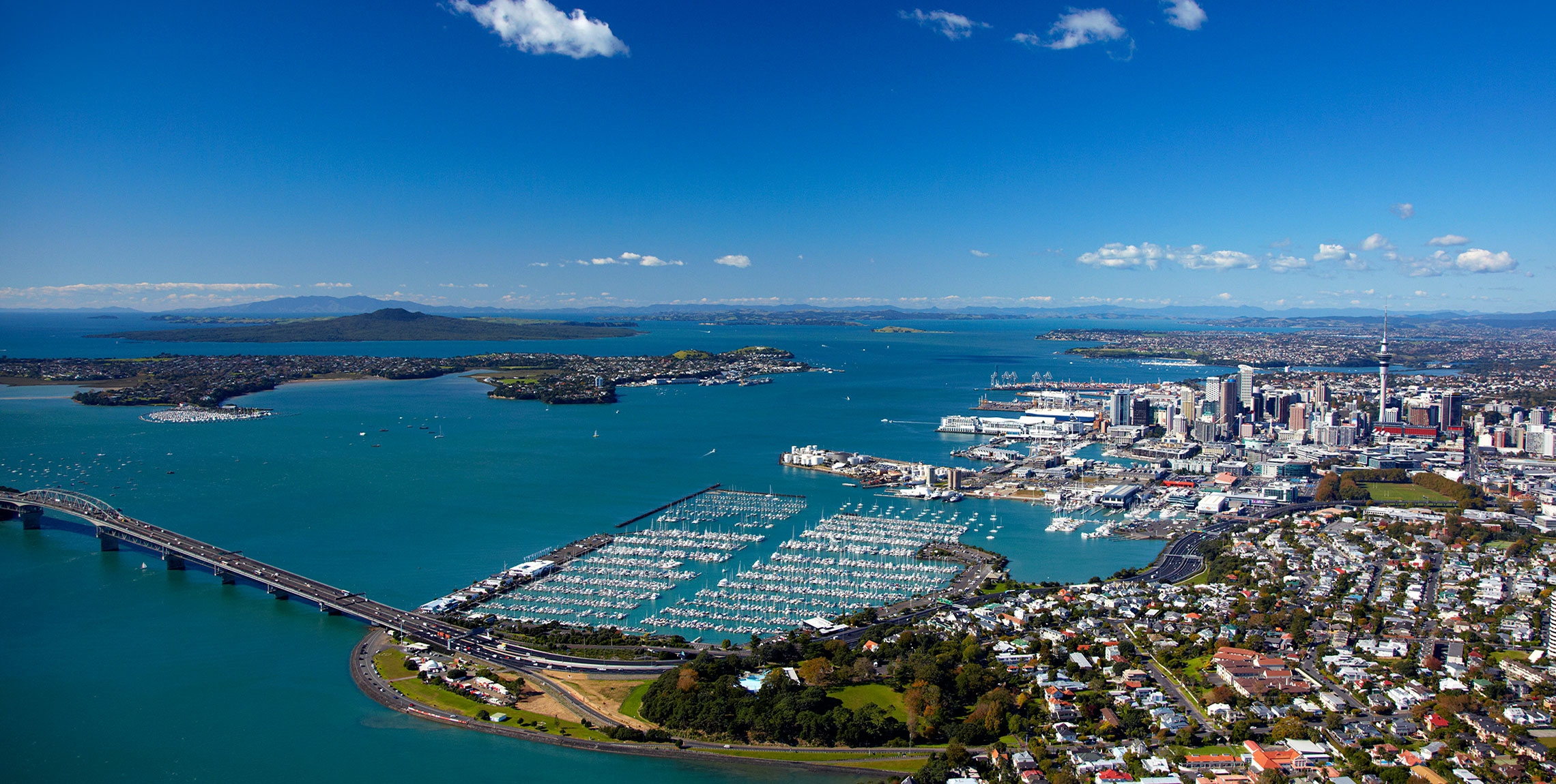 Auckland Hd Background