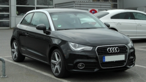 Audi A1 Background