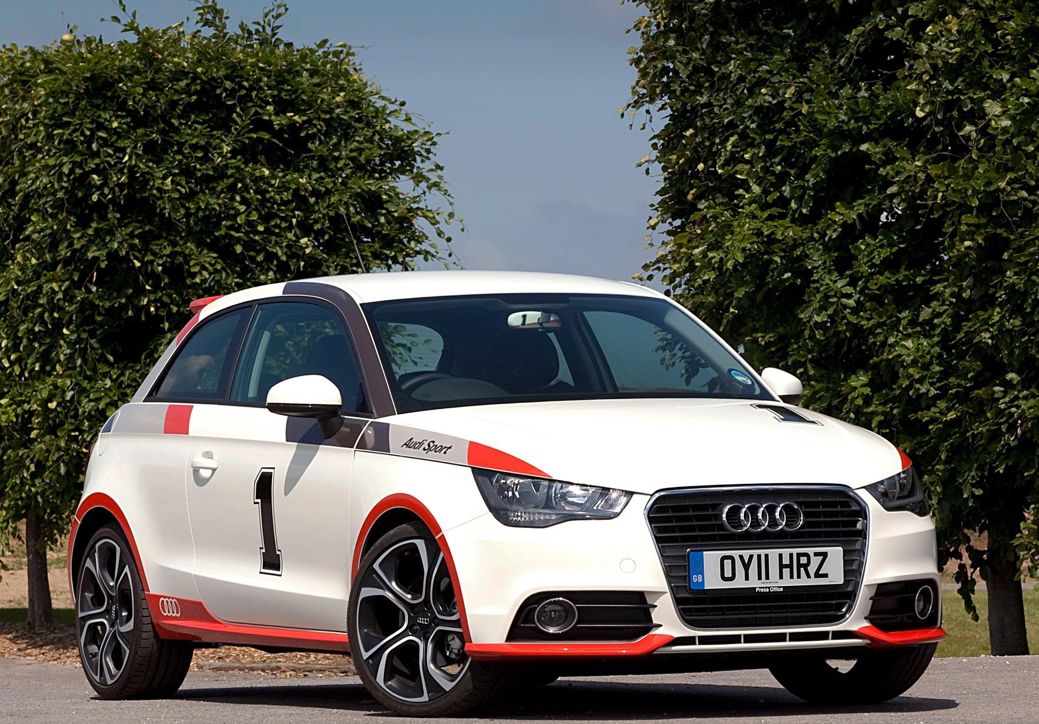 Audi A1 Desktop