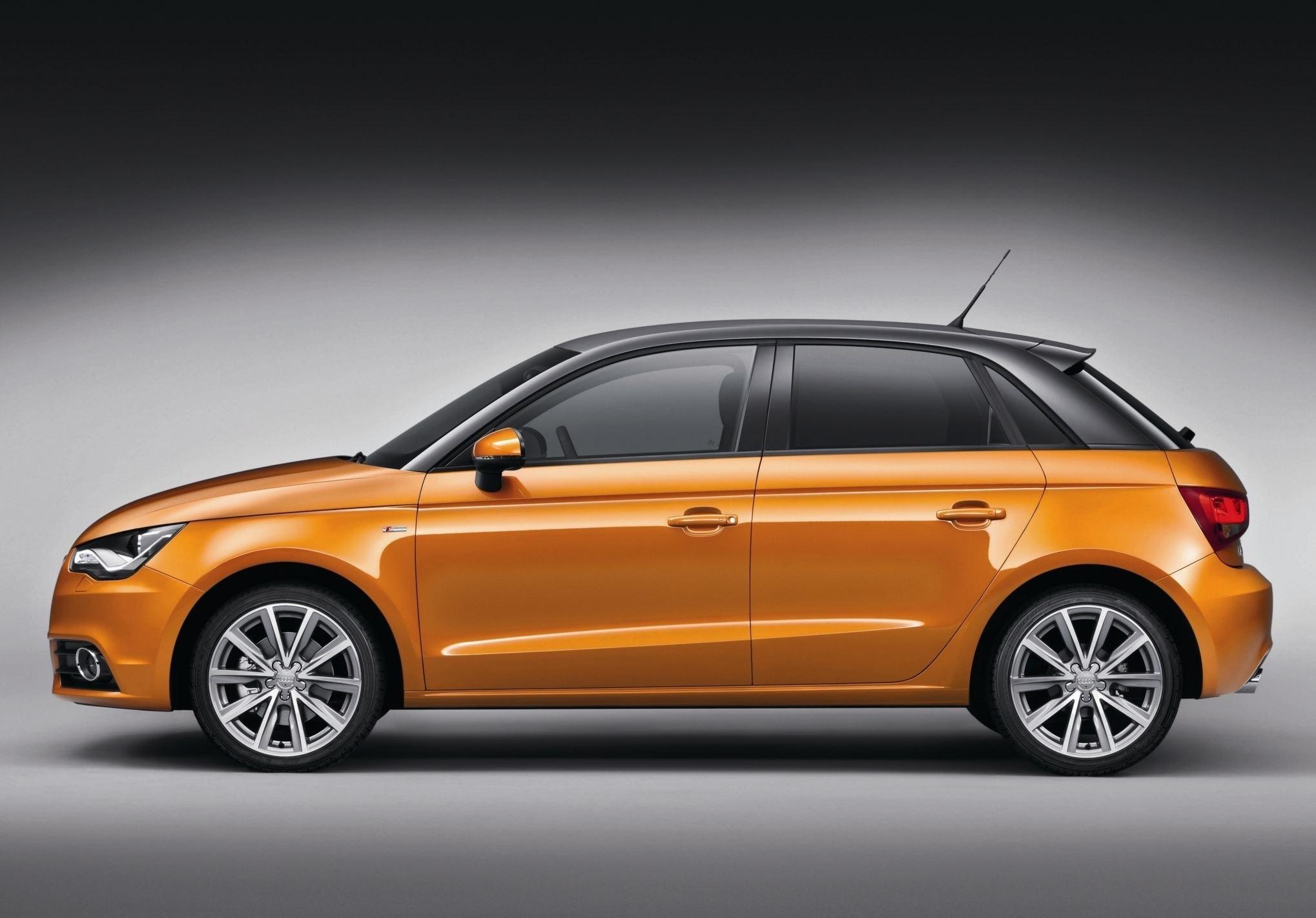 Audi A1 Hd