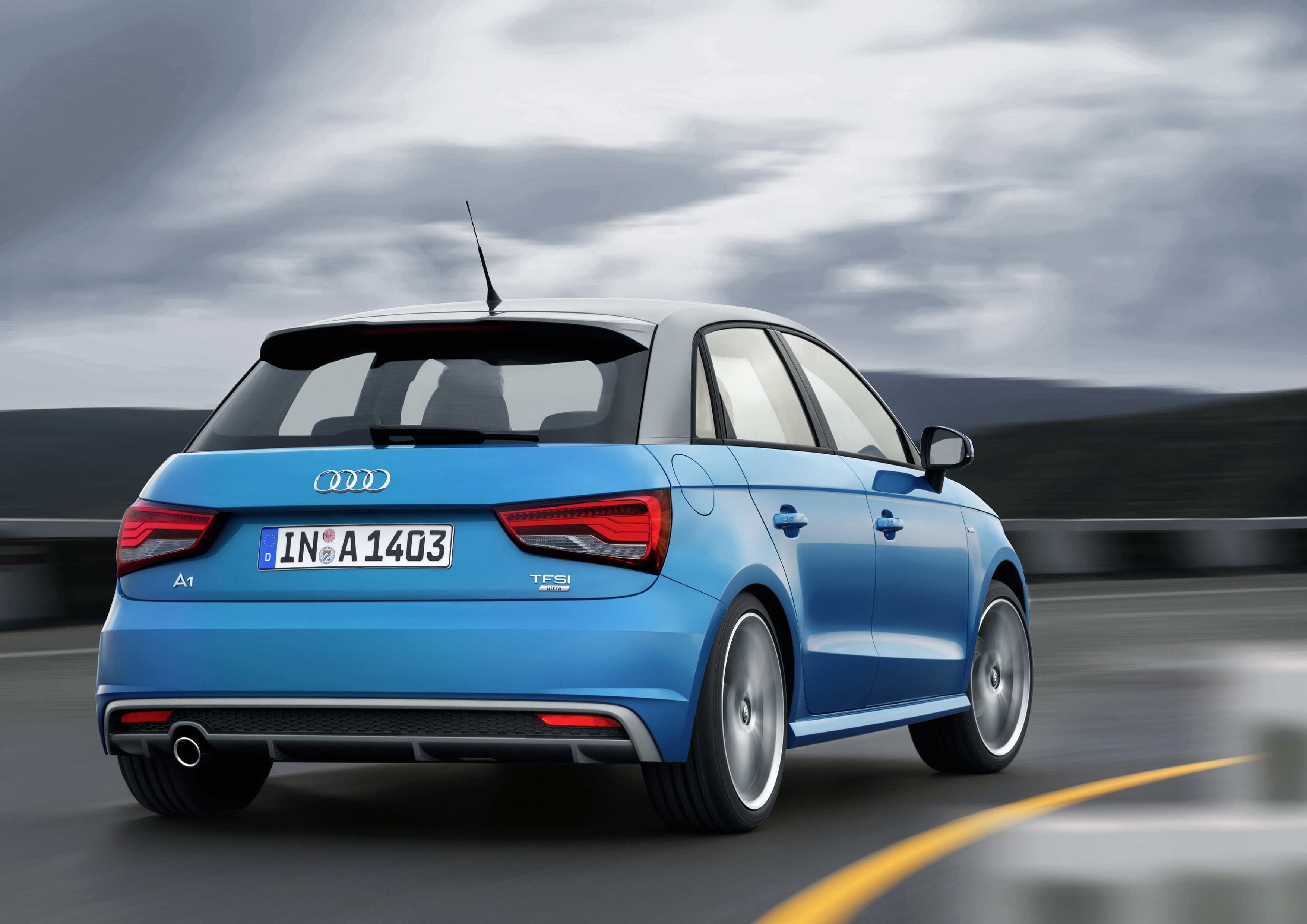 Audi A1 Wallpapers Hd
